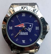 Stainless Steel New England Patriots Watch Baltimore, 21224