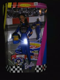 50th anniversary Nascar Barbie Dundalk, 21222