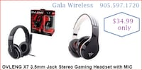 Brand newGaming headphones  Markham