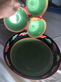 green, red, and yellow ceramic plates San Marcos, 92069
