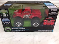 The Black Series rc all - terrain vehicle thunder trasher Battery Operated play vehicle age 6 and up ,wireless Rc Action Hamilton, L8W 3Z3