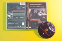Paranormal Activity - DVD film