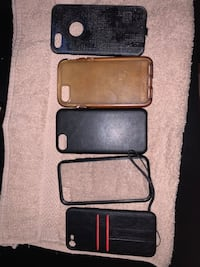 Assorted phone covers Milton, L9T 3X8