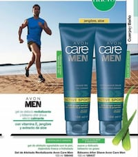 SET DE AFEITADO PARA HOMBRE - AVON CARE MAN Madrid