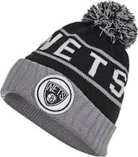 Brooklyn Nets NBA Beanie Mitchell & Ness Greensboro