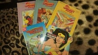 5 books She-Ra WOMEN SUPERHEROS Winnipeg, R2L 0X1