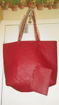 NEW! Red Tote Bag! Toronto, M1E 2N1
