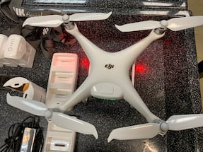 DJI Phantom 4 Pro V2.0 with Built in Display Combo