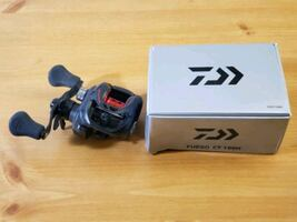 Daiwa Fuego CT 100H Fishing Reel
