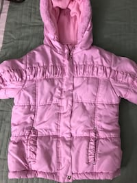 Girls size 5/6 coat Frederick, 21702