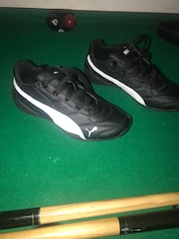 Brand new Puma boy shoes size 1 Tampa, 33617