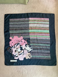 Authentic Christian Dior scarf