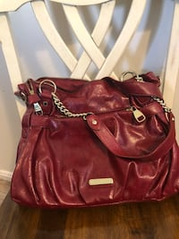 Awesome Steve Madden Red Purse!