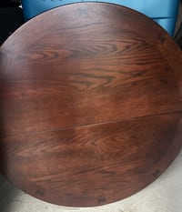 Solid Wood Table Top - Cherry Wood Tones Welland, L3C 5B4