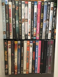 DVDs $100 for all 40 Montréal, H4N 3K6