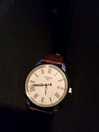 Mens Watch ( brown leather ) Dumfries