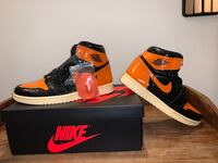 Nike Air Jordan 1 Retro high Shattered Backboard Madrid, 28007