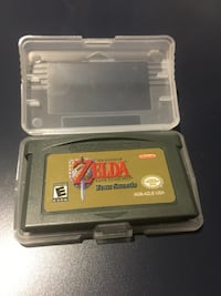 GBA Legend Of Zelda A link to the past Four swords Vancouver, V5W 1A2