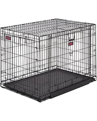 Kong Xl dog crate with dog bed Frederick, 21702