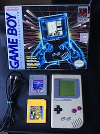 GAMEBOY + ORIGINAL BOX Montréal, H3A