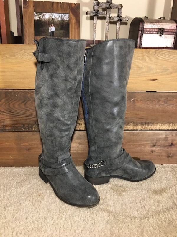 9b8e4a6b2aa Used Madden Girl Canyon Knee High Boots-Women s for sale in Bedford ...