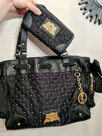 Juicy Couture ~ set bag and wallet Mississauga, L5A