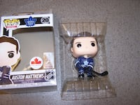 POP HOCKEY Funko - Toronto Maple Leafs - AUSTON MATTHEWS Vaughan