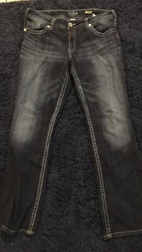 silver jeans size  34-32 Rochester, 55902