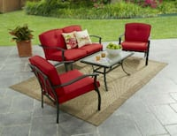 4 Piece Outdoor Sofa Set El Paso, 79907