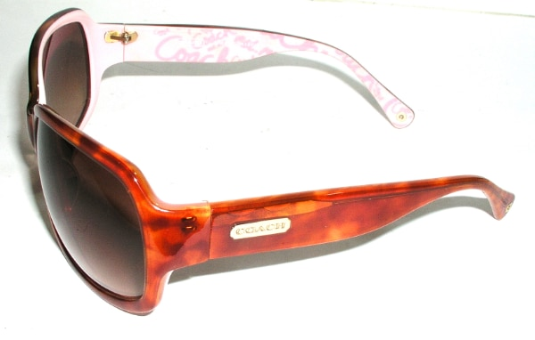 472c58b561fdf Used Authentic Coach Ginger S496 Tortoise Sunglasses for sale in ...