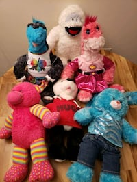 Build-A-Bear Plush Bundle Lot Hyattsville, 20785