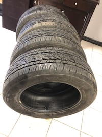 275/55/R20 Continental Crosscontact LX20 Tires