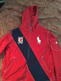 Ralph Lauren large red jacket Vancouver, V6B 1J6