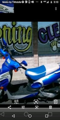 2011 Scooter / moped in great condition Las Vegas, 89109