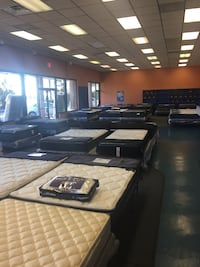 New twin size mattress sets Concord, 28025