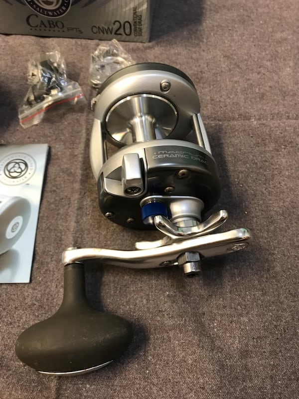 Quantum Cabo saltwater series CNW20PTS  2