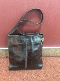 black and brown leather crossbody bag Glendale, 91201