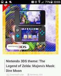 Legend of Zelda 3ds Home Theme Federal Heights, 80260