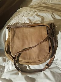 Brown suede vintage purse Las Vegas, 89102