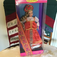 Barbie doll in red and black dress Alexandria, 22311