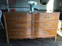 Delivery - antique French country dresser  Toronto, M9B 3C6