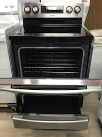 "30"" SAMSUNG FREE STANDING STOVE SS  Vaughan"