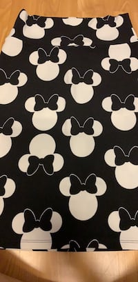 Black and white Minnie Mouse skirt ʻAiea, 96701