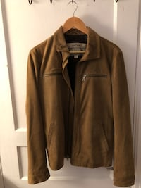 Banana Republic Men's Light Brown Suede Jacket Arlington, 22205