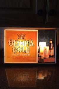 Olympia Beer Light Underwood, 51576