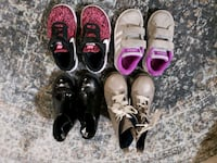 Toddler girls athletic shoes and boots Ashburn, 20147