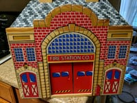 Kid's Firehouse Cloverly