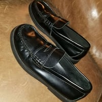 Sperry Top-siders all black leather size 7W great  St. Louis, 63110