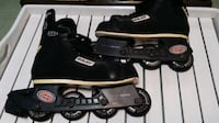 BAUER 200 Off Ice Hockey Chassis Men's Roller Skates  Toronto