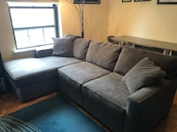 Macy's Radley Sectional with Chaise